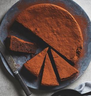gâteau de Capri